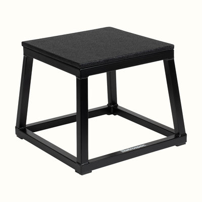 Black Leap Plyo Box | 12""
