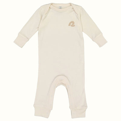 Second Nature Baby Onesie | Ivory