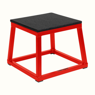 Red Leap Plyo Box | 12""