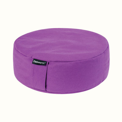 Sedona Round Meditation Cushion | Mulberry