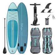 Weekender-Tour Inflatable Touring Standup Paddleboard | Marine Blue