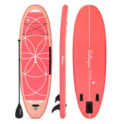 YOGI 10' Xtra Wide Inflatable Stand Up Paddleboard (SUP) | Coral