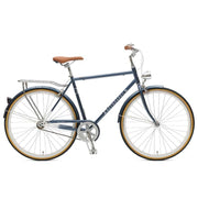 Midnight Blue Retrospec Mars-1 Diamond Single-Speed City Bike | Midnight Blue