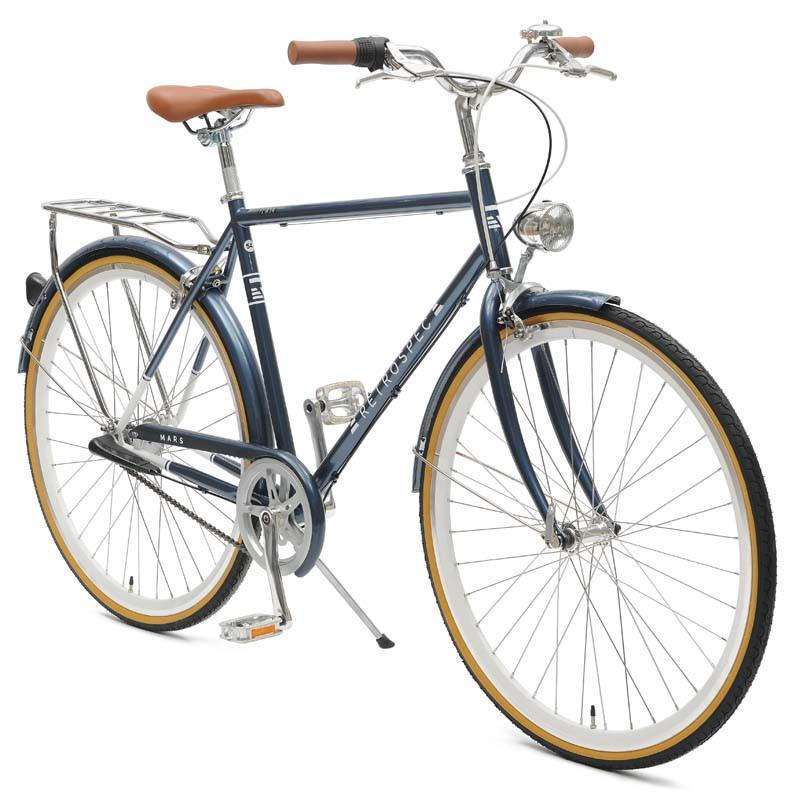 Retrospec Mars-3 Diamond Three-Speed City Bike - Westridge Outdoors