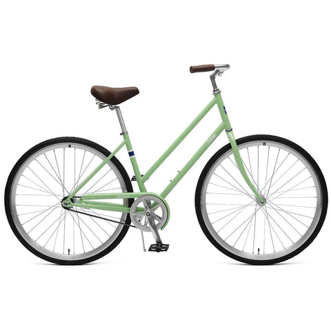 Critical Cycles Parker City Bike, 1-Speed Step-Thru w/ Coaster Brake - Critical Cycles - Westridge Outdoors
