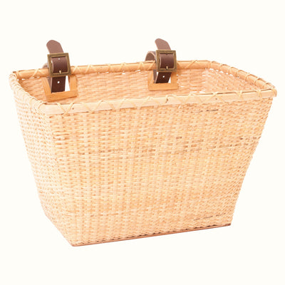 Toto Handwoven Cane Basket | Natural