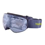 Traverse Virgata Goggles | River Rock and Polarized Mirror