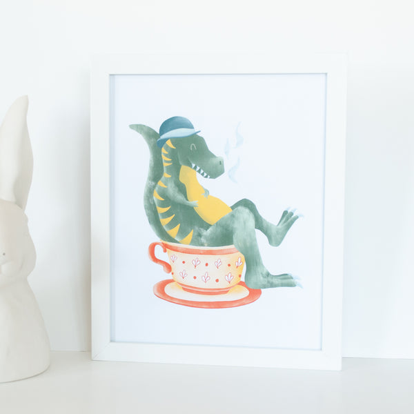 T Rex Animal Wall Art