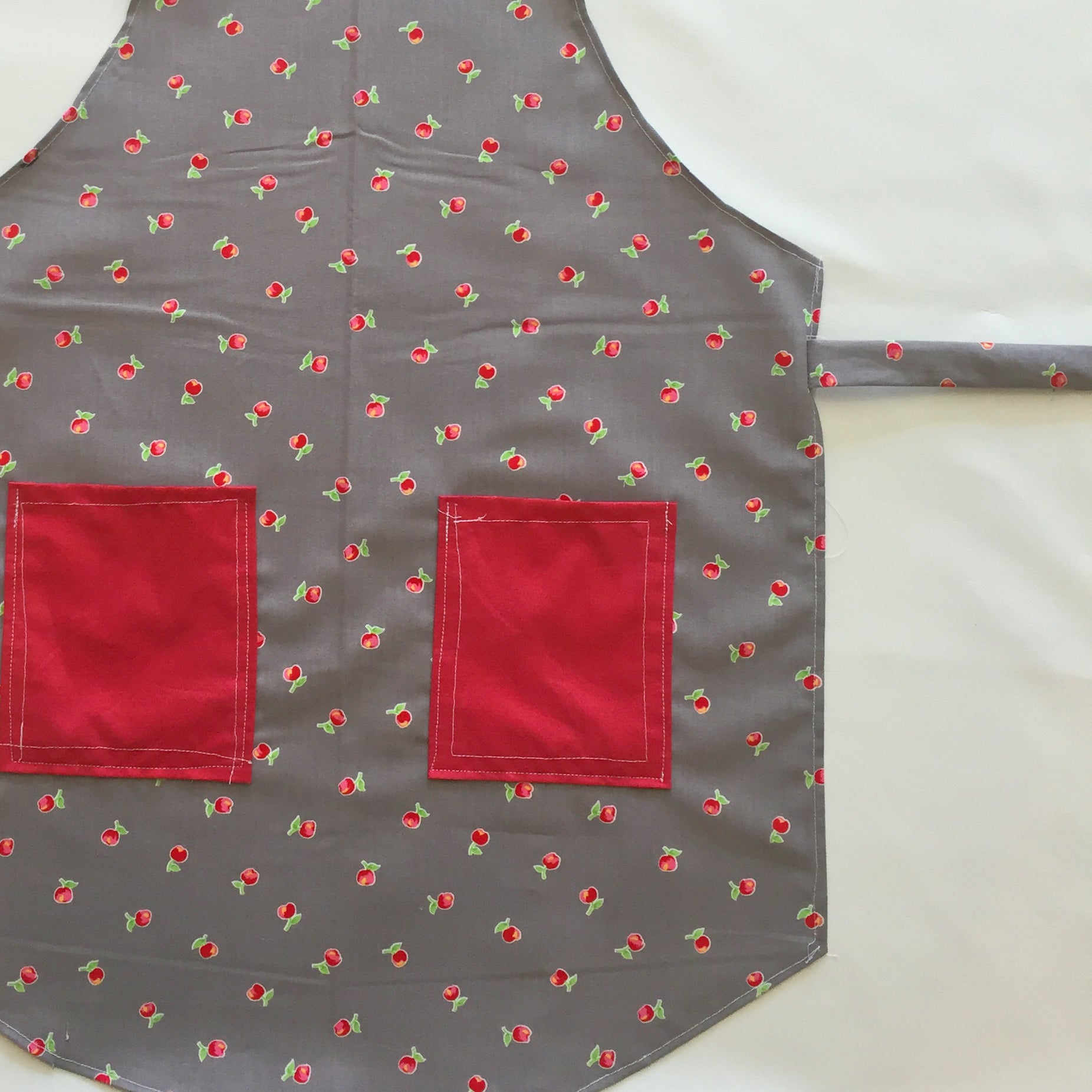 Chef Apron Sewing Project Tutorial, Pattern & Lesson Plan ...