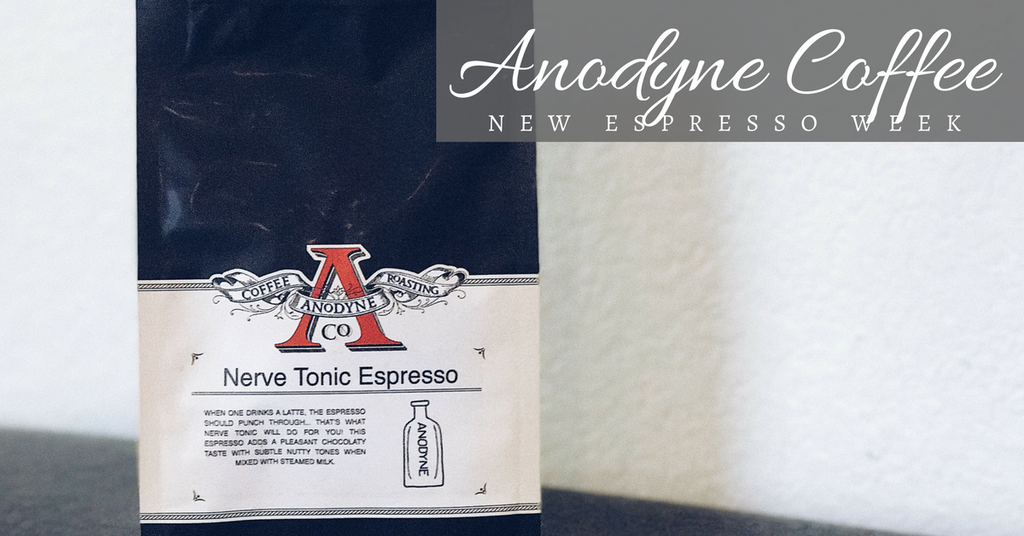 New Espresso Week: Anodyne Coffee Company