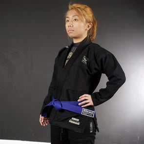 """Body Butchers"" Black Women's Jiu Jitsu Gi"