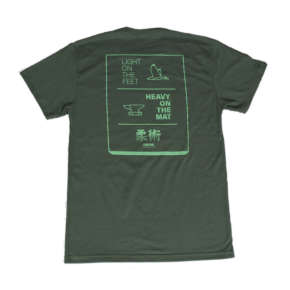 """LOTF"" Heavyweight Eco Tee"