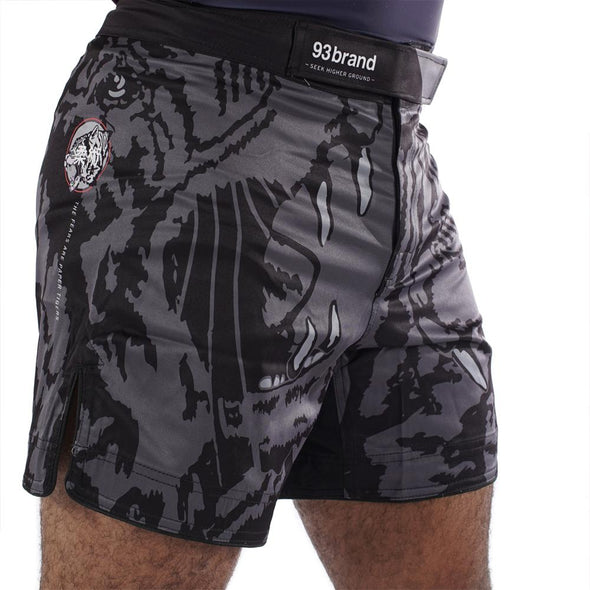 """Dark Tiger"" Shorts (Short Length)"