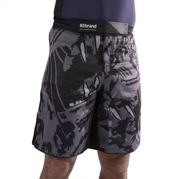 """Dark Tiger"" Shorts (Regular Length)"