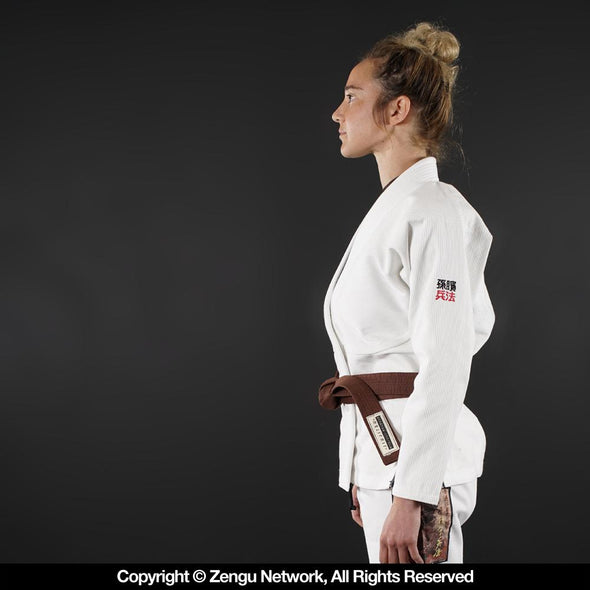 """Art of War"" Women's Jiu Jitsu Gi"