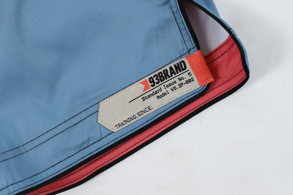 Standard Issue Shorts 2-PACK (Regular Length) Black & Pale Blue