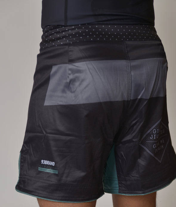 """Jiu Jitsu or Death"" Shorts (Short Length)"