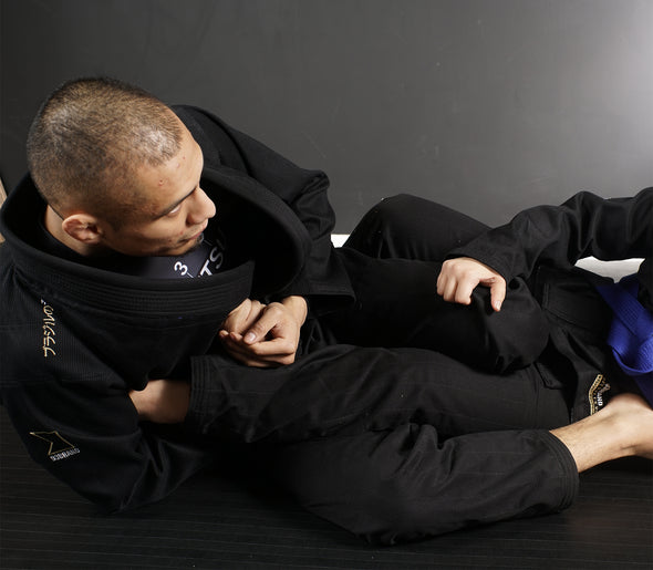 """Body Butchers"" Black Jiu Jitsu Gi"