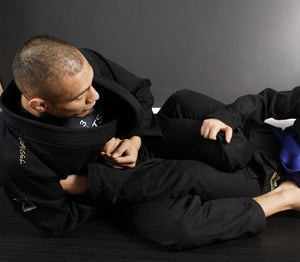 "93 Brand ""Body Butchers"" Black Women's Jiu Jitsu Gi"