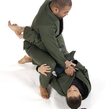 93 Brand Standard Issue Jiu Jitsu Gi - Olive Green Edition