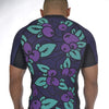 """Berry"" Rash Guard"