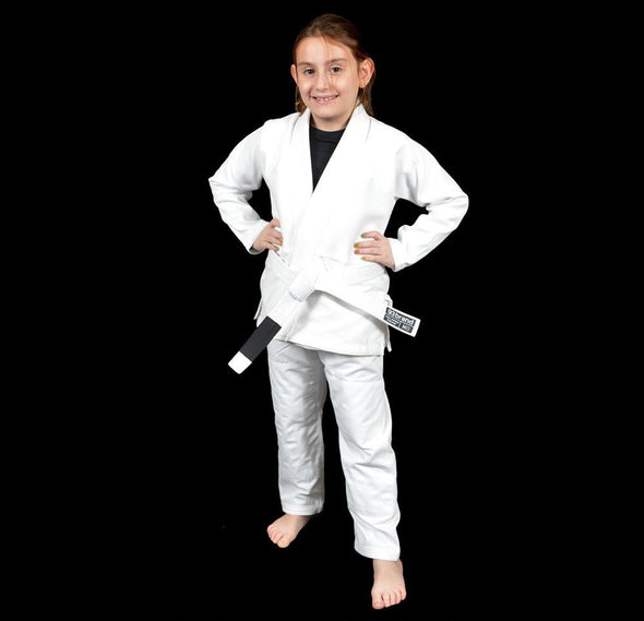 """Standard Issue"" Kids Jiu Jitsu Gi"