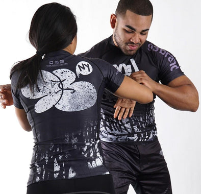 """Graffiti'"" Rash Guard"