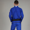 """Goose Feather"" Lightweight Blue Jiu Jitsu Gi"