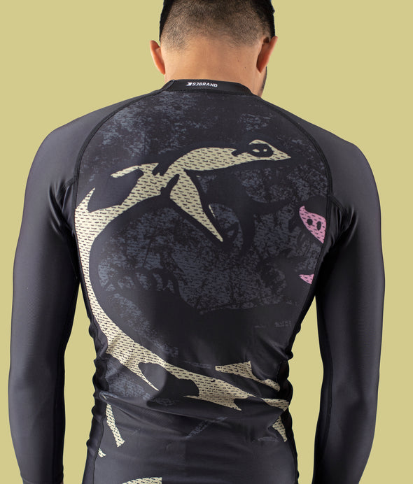 """Strike"" Rash Guard"