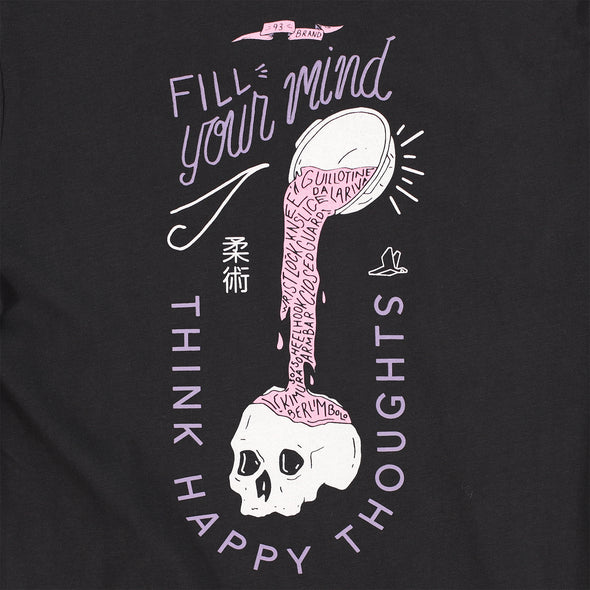 """Happy Thoughts"" Long-Sleeve Shirt"