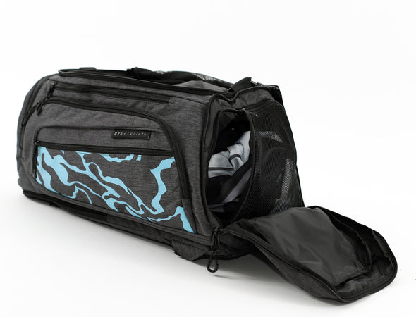 """Construct"" Convertible Gear Bag (Duffel/Backpack Hybrid)"