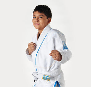 """Choking Hazard"" Children's Jiu Jitsu Gi"