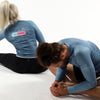 """Grappling Clinic"" Rash Guard"