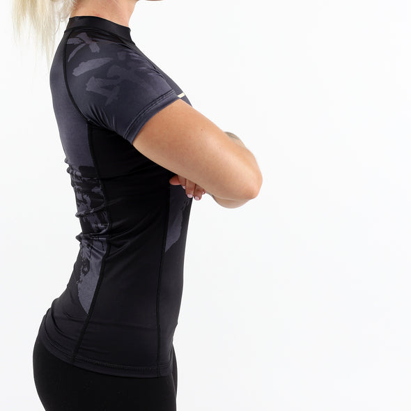 """Art of War V2"" Women's Rash Guard"