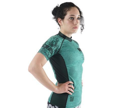 """Body Butchers"" Women's Rash Guard"