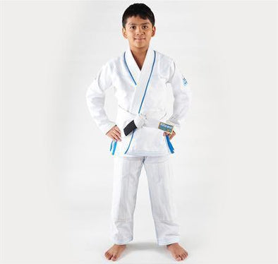 """Choking Hazard V2"" Kids Jiu Jitsu Gi"