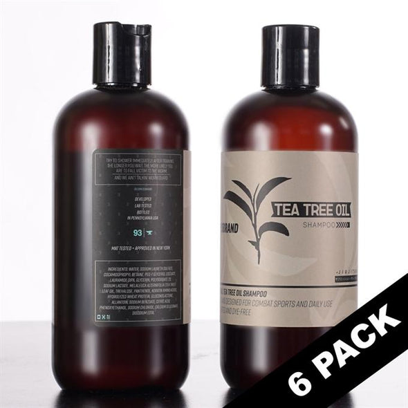 Tea Tree Oil Shampoo 6-PACK