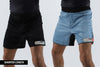 Standard Issue Shorts 2-PACK (Short Length) Black & Pale Blue