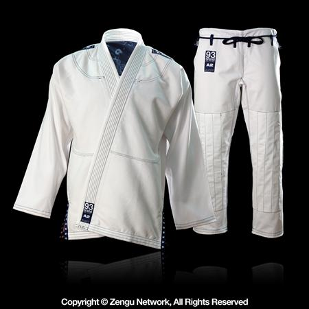 'The Zodiac' BJJ Gi by 93 Brand x Meerkatsu