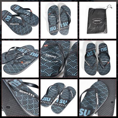 93 Brand 'Light on the Feet' BJJ Flip Flops (20-PACK)