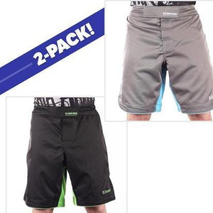 93 Brand 'Standard Issue' Shorts 2-PACK