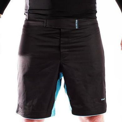 93 Brand 'Standard Issue' Shorts (Black/Tron)