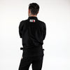 """Goose Feather"" Lightweight Women's Black Jiu Jitsu Gi"