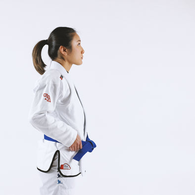"""Goose Feather"" Lightweight Women's Jiu Jitsu Gi"
