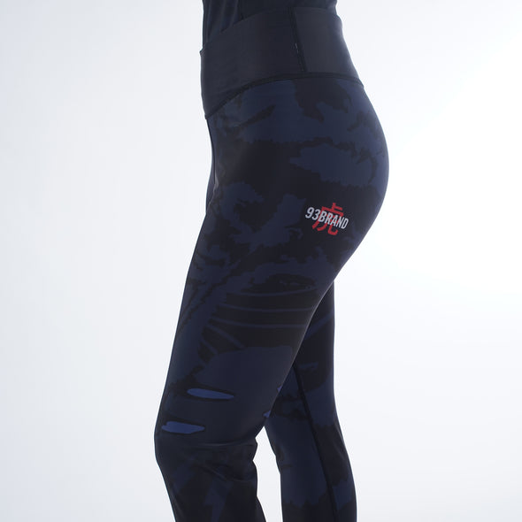 """Dark Tiger"" Women's Grappling Spats"