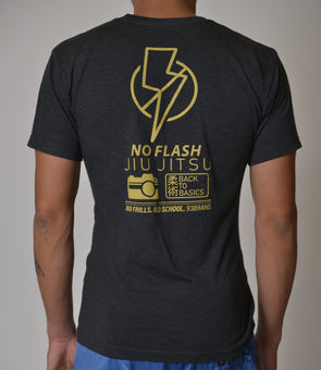 """No Flash Jiu Jitsu"" Tee"