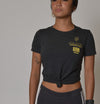 """No Flash Jiu Jitsu"" Women's Tee"