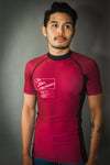 """Jiu Jitsu Mechanics"" Rash Guard"