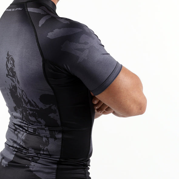 """Art of War V2"" Rash Guard"