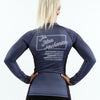 """Mechanics V2"" Women's Rash Guard"